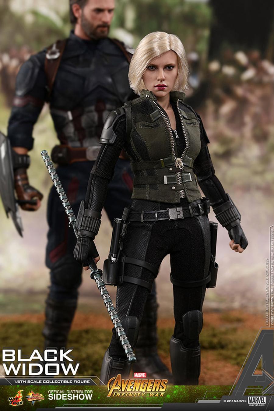 Hot Toys - Avengers: Infinity War - Black Widow