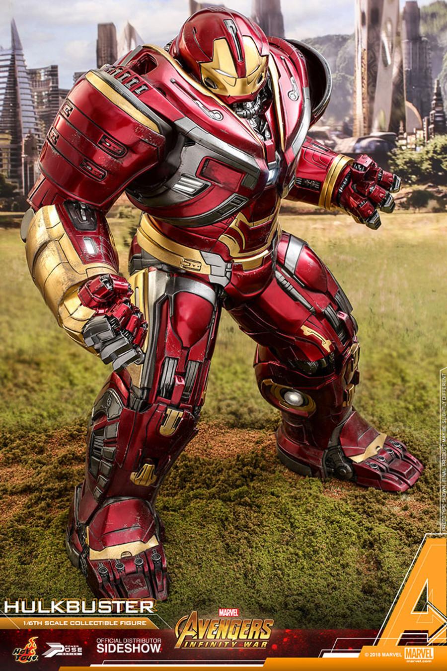 Hot Toys - Avengers: Infinity War - Hulkbuster