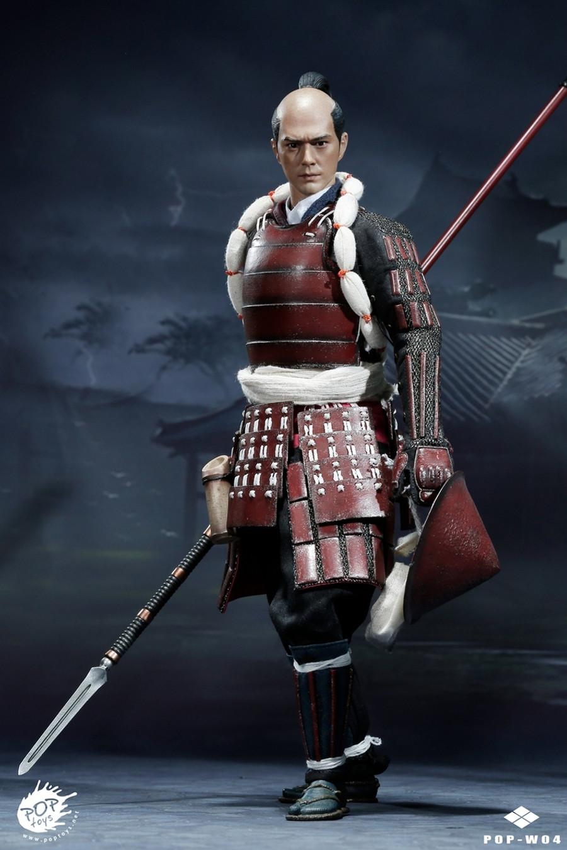 Pop Toys - Ashigaru - Spear Standard version