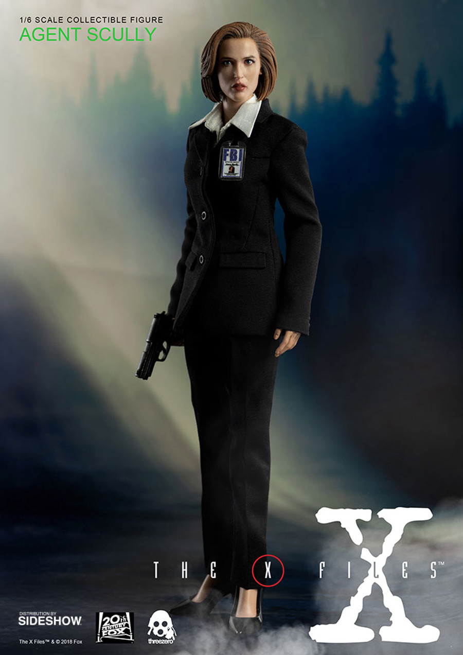 Threezero - Agent Scully