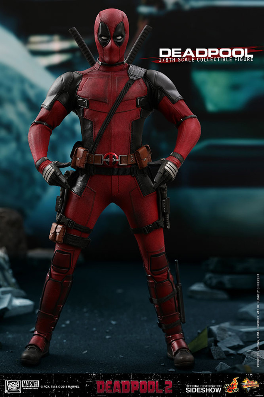 Hot Toys - Deadpool 2: Deadpool
