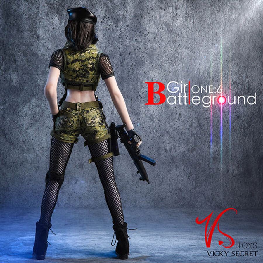 VS Toys - Battlefield Girl