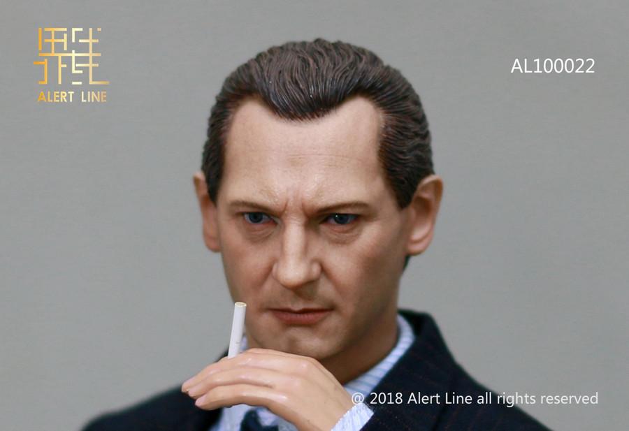 Alert Line - German Businessman Set