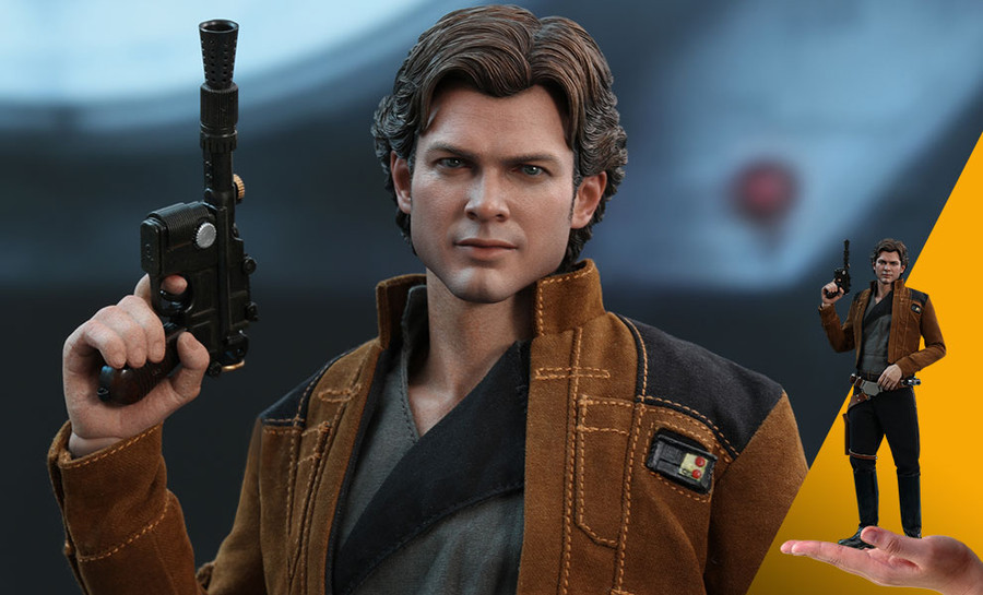 Hot Toys - Solo: A Star Wars Story - Han Solo
