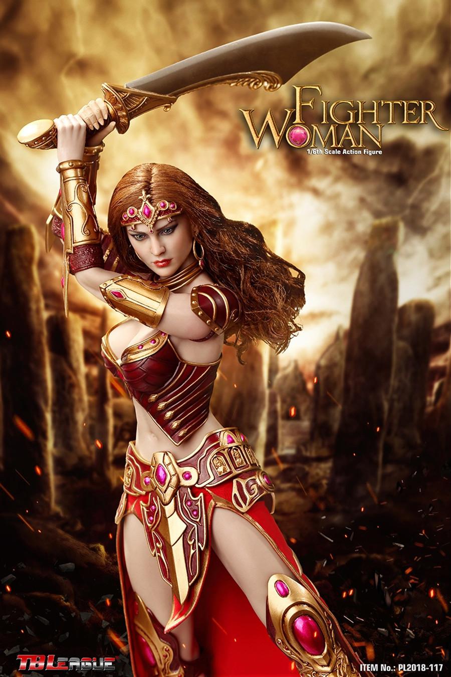 TBLeague - Fighter Woman