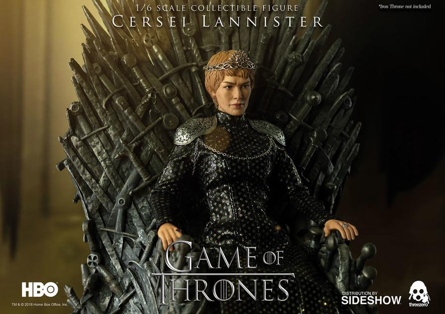 Threezero - Game of Thrones: Cersei Lannister