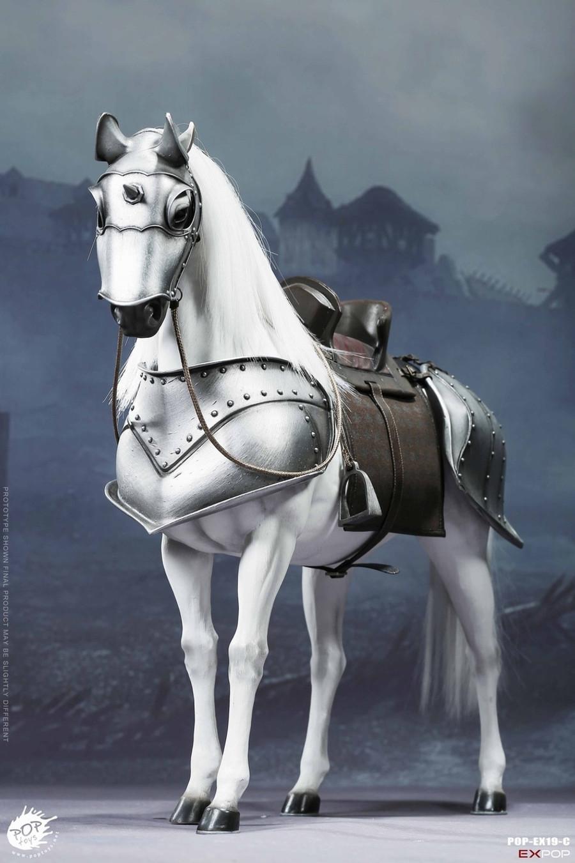 Pop Toys - Saint Knight War Horse