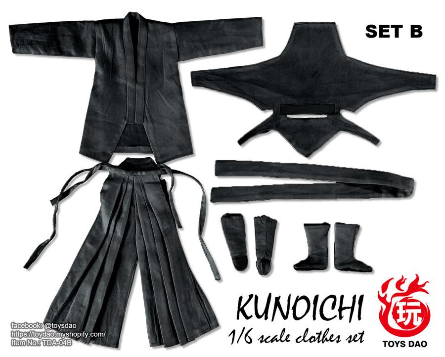 Toys Dao - Female Ninja Clothes