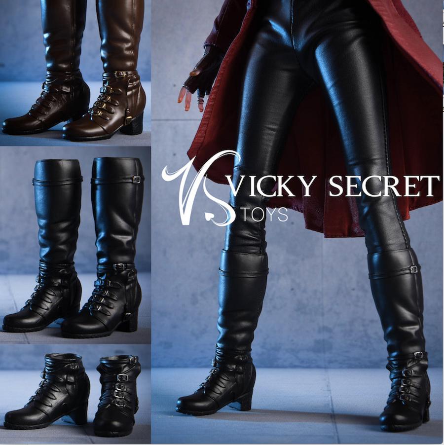 VS Toys - Female High Heel Boots
