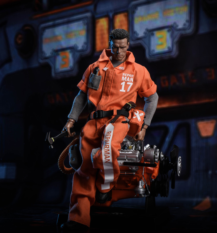 VS Toys - Male Repairman Costume