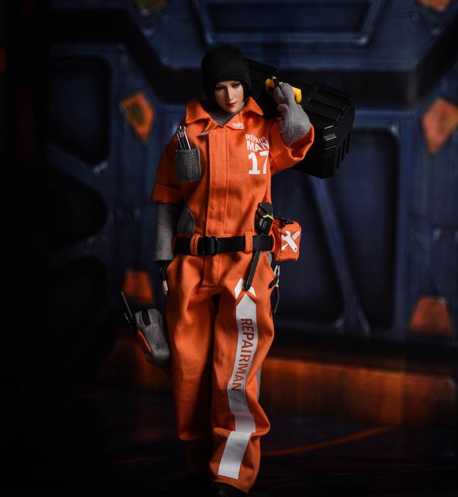 VS Toys - Female Repairman Costume