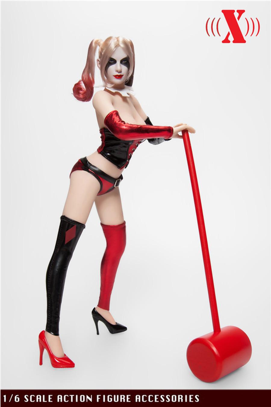 X Toys - Custom Buffoon Girl Set