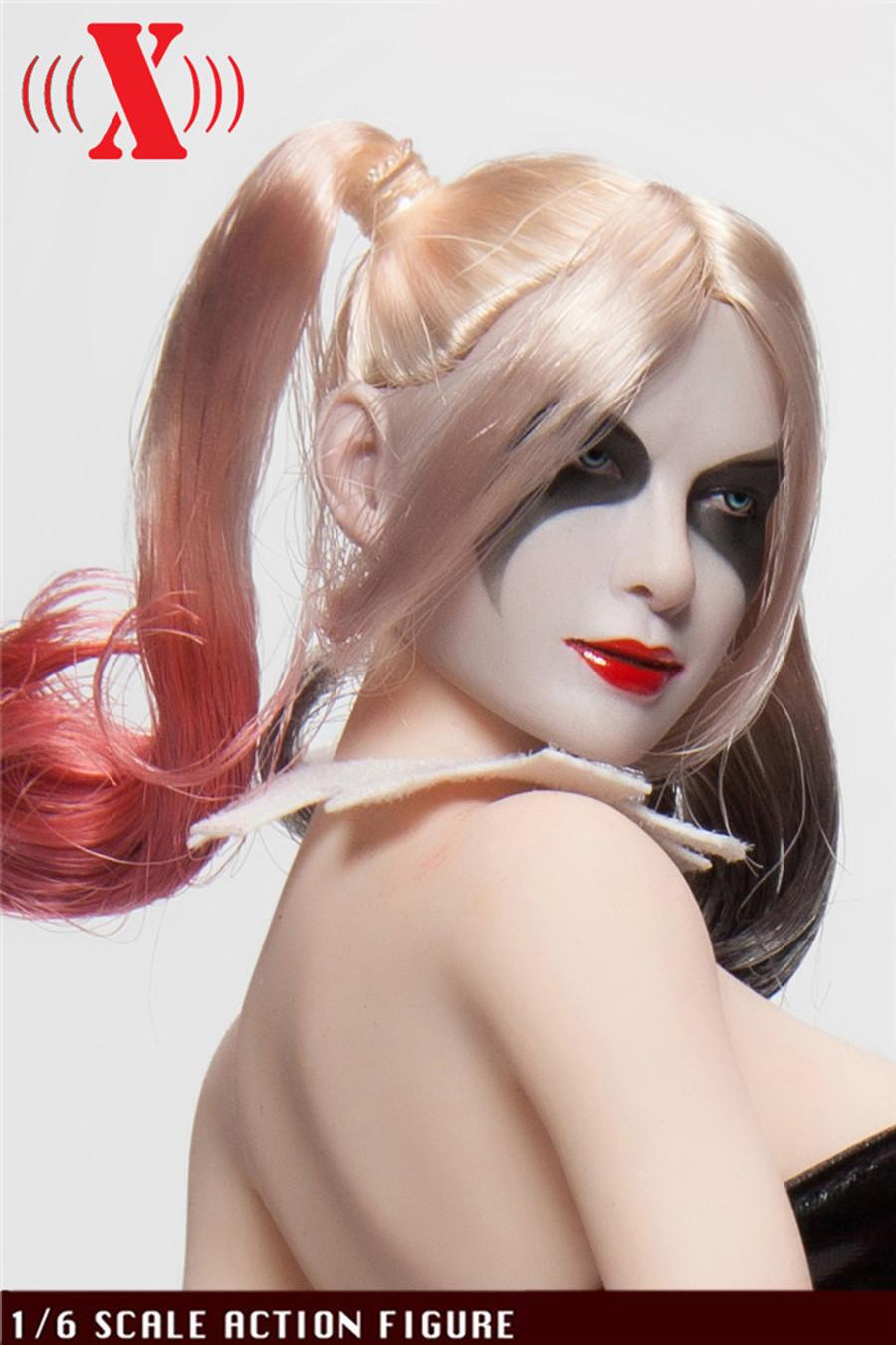 X Toys - Custom Buffoon Girl Head