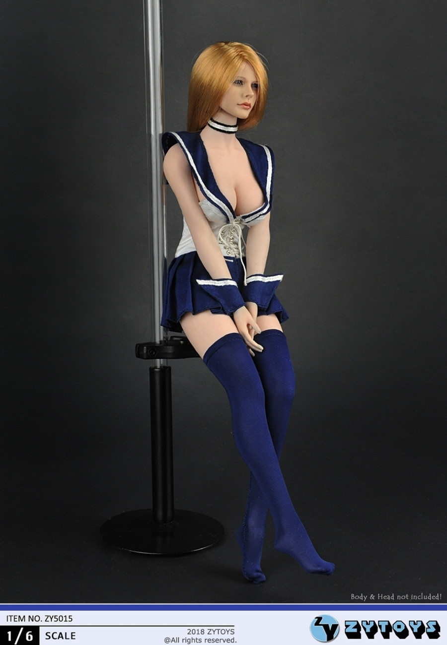 ZY Toys - Sailor Girl Student Uniform B