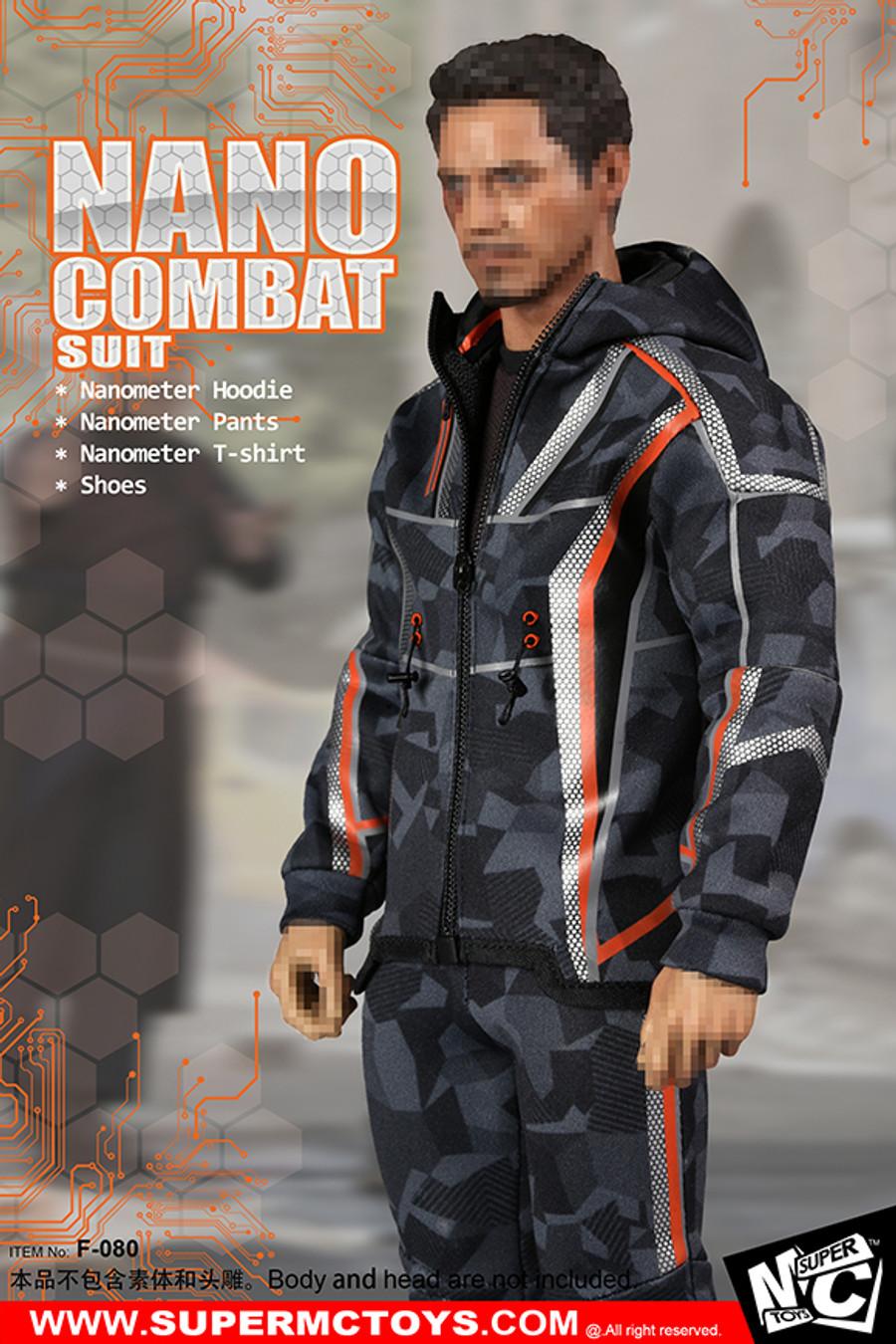 Super MC Toys - Nano Combat Suit