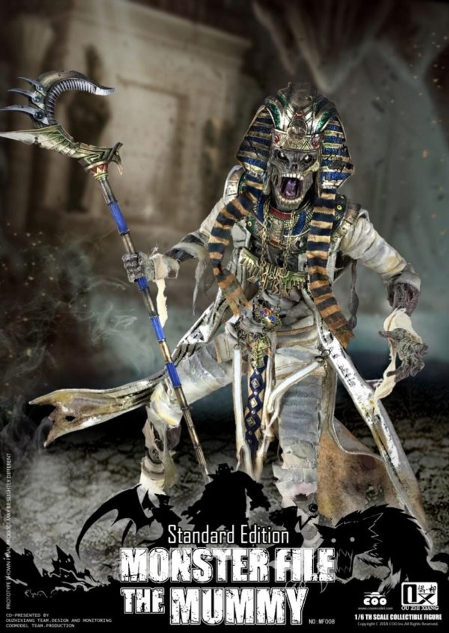 COO Model x Ouzhixiang - Mummy (Standard Edition)