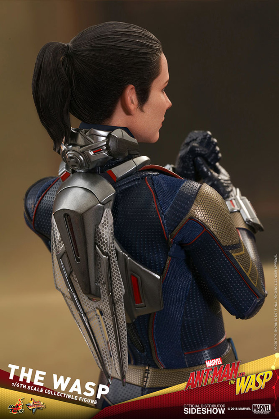 Hot Toys - Ant-Man and the Wasp: The Wasp