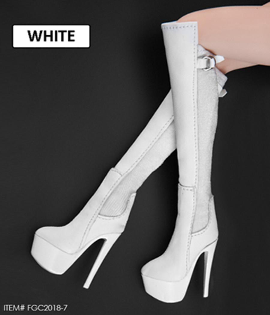 Flirty Girl - High Heel Boots