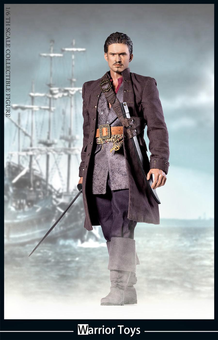 Warrior Toys - Pirate Captain