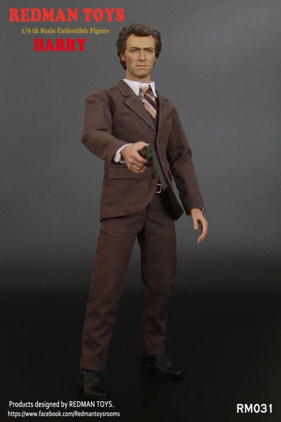 Redman - Inspector Harry 2.0