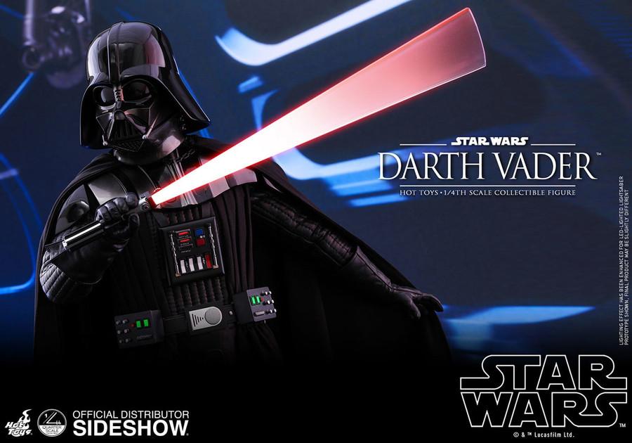 Hot Toys - Star Wars Episode VI: Return of the Jedi - Quarter Scale Darth Vader