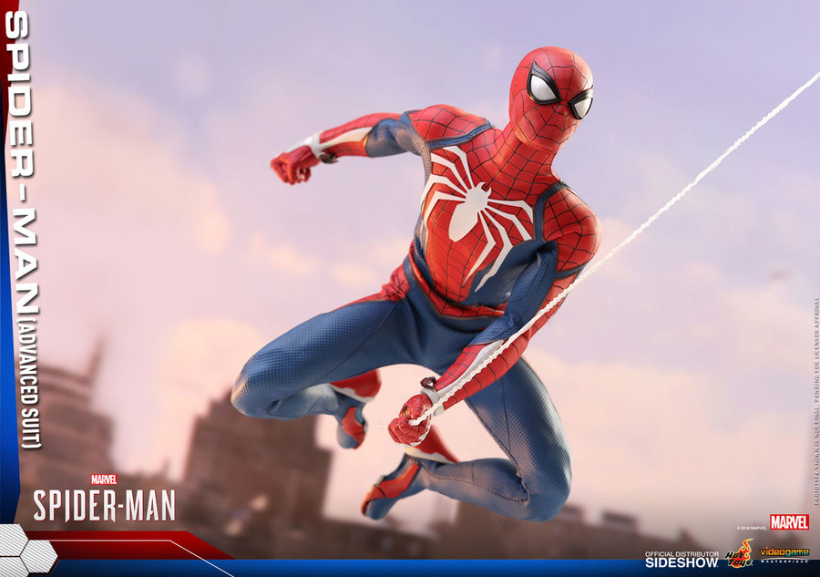 Hot Toys - Spider-Man Advanced Suit