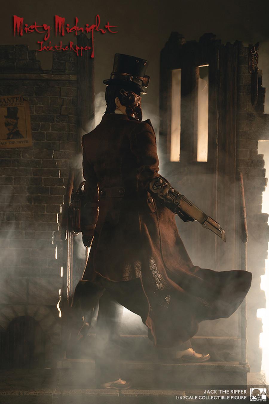 Ring Toys - Misty Midnight Jack The Ripper - Regular Version