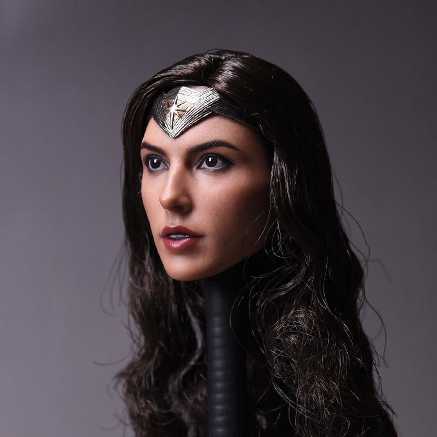 Other - Female Wonder Warrior Headsculpt