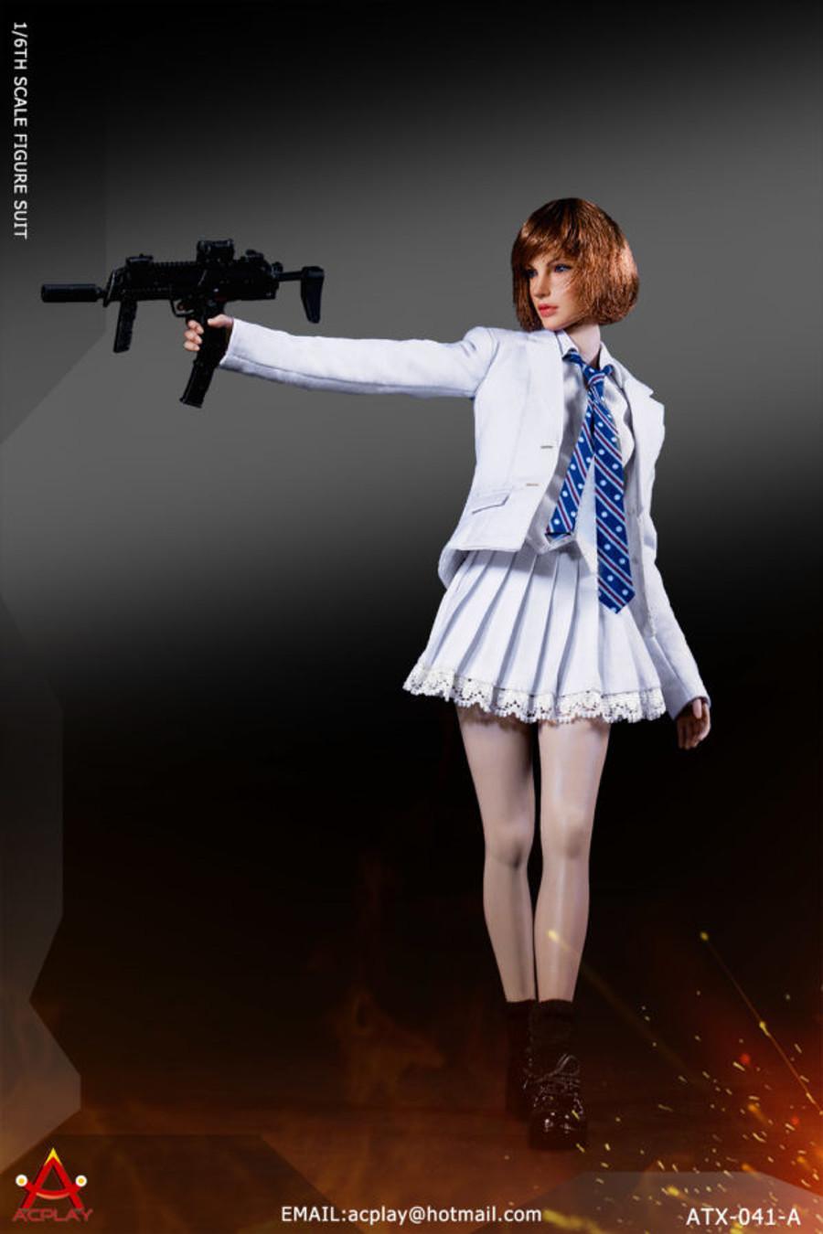 AC Play - Battle Girl's Uniform