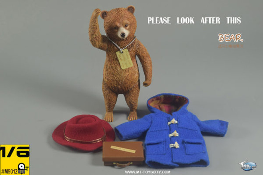 "Toys City - Please look after this bear ""Peruvian Bear"""