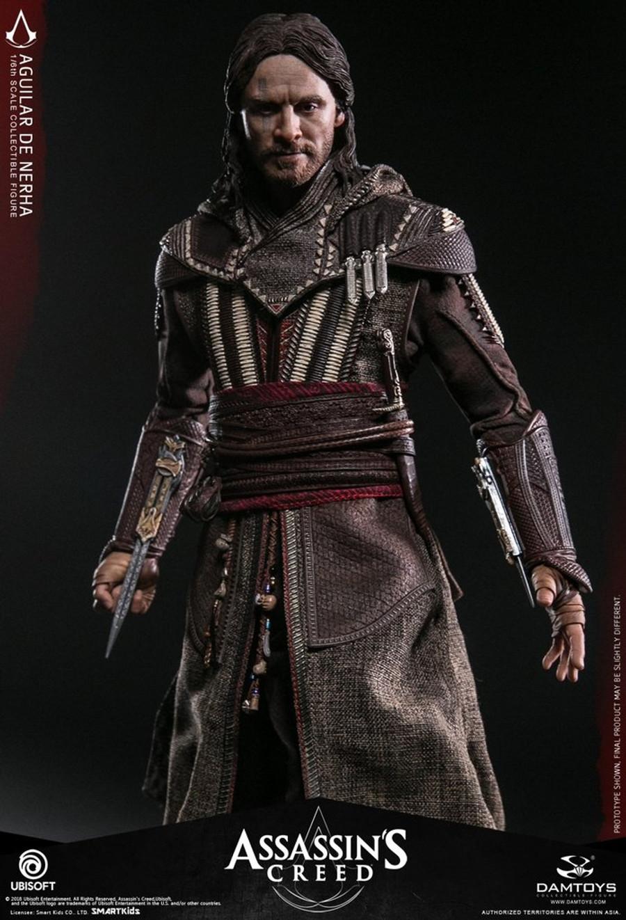 DAM Toys - Assassin's Creed: Aguilar De Nerha