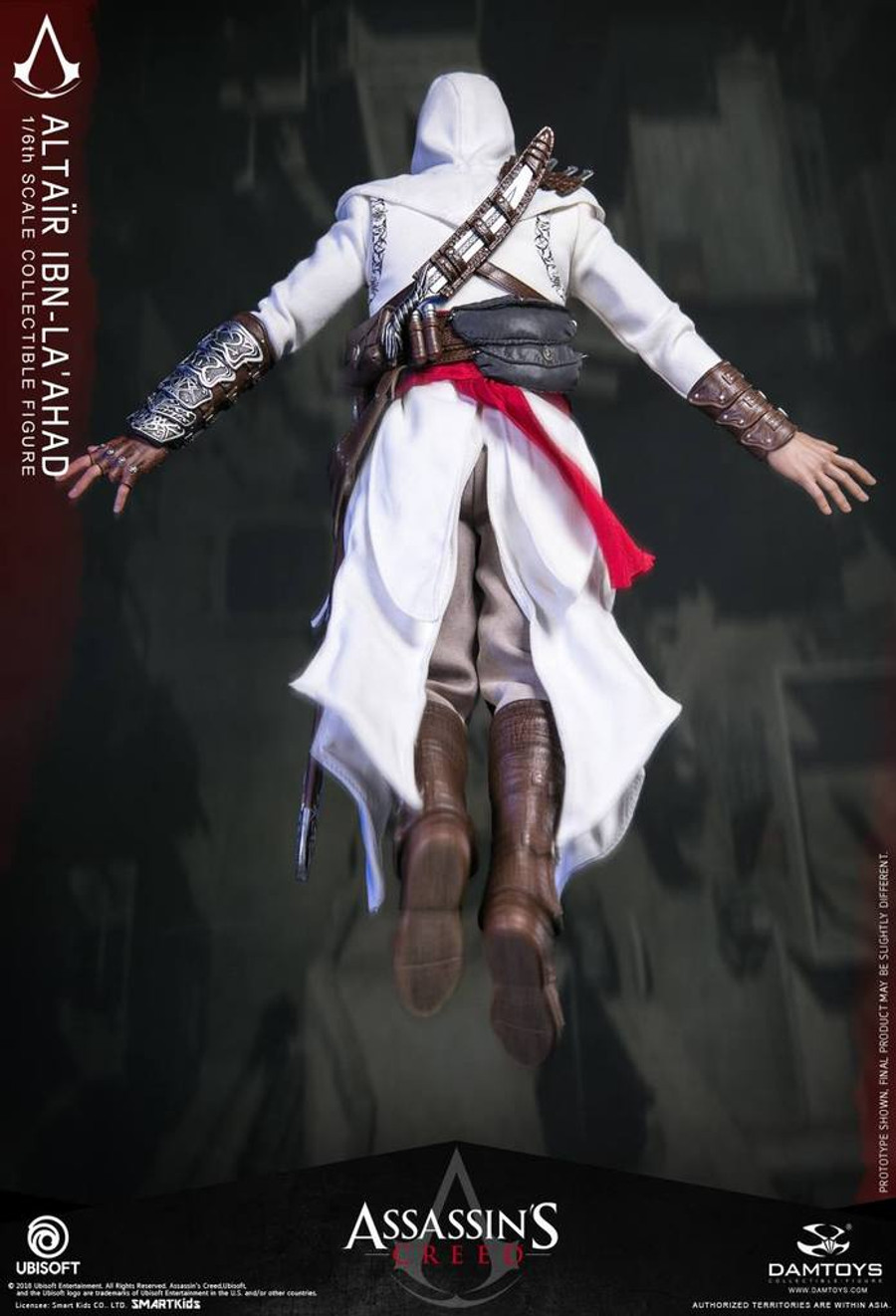 DAM Toys - Assassin's Creed: Altaïr the Mentor