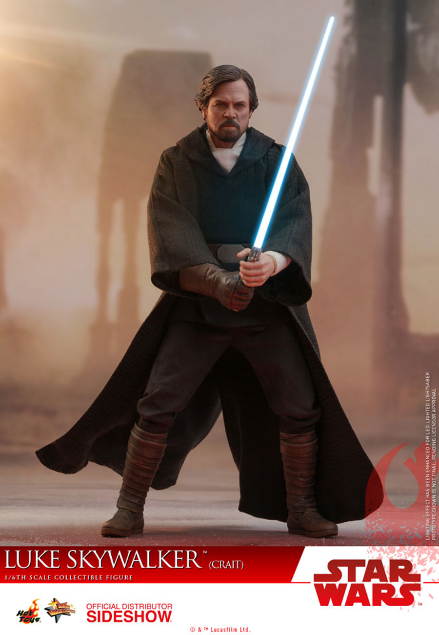 Hot Toys - Star Wars Episode VIII - The Last Jedi: Luke Skywalker Crait