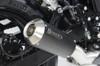 VZ9 Veloce Full System with Electro-Black Muffler Ninja 300 (13-17)