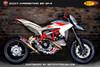 BST Rear Wheel 6.0 x 17 for Ducati 748 / 916 / 996 / 998 (94-02) / S2R 803cc (05-07) / S2R1000cc (06-08) / S4R (03-06)/ MH900e