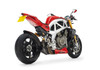 BST Rear Wheel 6.0 x 17 for Honda VFR1200F (10-15) Ariel Ace 7 Spoke