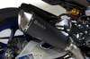Predator Slip-On (3/4 System) w/ Electro-Black Stainless Muffler R1/M (15-17)