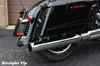 EM2 Exhaust System Chrome H-D Touring (86-16)
