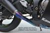 Predator Slip-On (3/4 System) w/ Electro-Black Stainless Muffler ZX-10R (16-18)