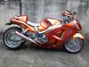 "StreetMeg Full System 20"" Muffler Hayabusa (99-07)"
