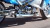 """Sidewinder Full System 14"""" Muffler GSX-R1000 (01-04)"""