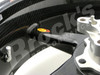 BST Rear Wheel 6.0 x 17 for Aprilia RSV 1000R - multiple applications for Aprilia