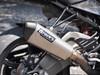 CT Single Muffler Bracket S1000RR (10-17)