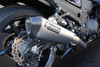"CT Single Full System w/ 16"" QuietKore Muffler ZX-14 (06-18)"