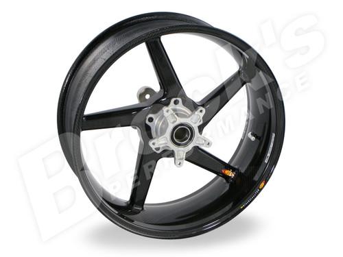 BST Rear Wheel 5.5 x 17 for Suzuki GSX-R750 (96-05) / 600 (97-03) / TL 1000S (97-01) / TL 1000R (98-03)