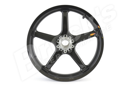 BST Front Wheel 3.5 x 17 for Suzuki Hayabusa Hub (99-07) - Custom