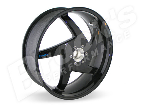 BST Rear Wheel 5.5 x 17 for Ducati 748 / 916 / 996 / 998 (94-02) SR/ MH900e
