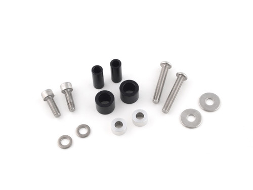 Spacer Kit with Hardware For Use with AH2/SM2 on (99-07) Busa
