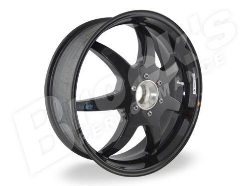 BST Rear Wheel 6.0 x 17 for Triumph Speed Triple 1050 (11-16)