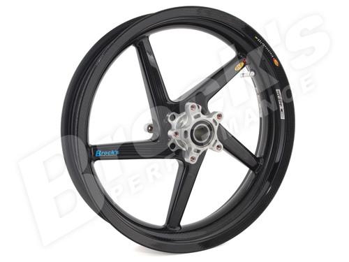 BST R+ Series Front Wheel 3.5 x 17 for Suzuki Hayabusa (13-18) w/ ABS